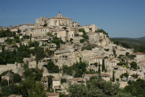 Village perché Gordes
